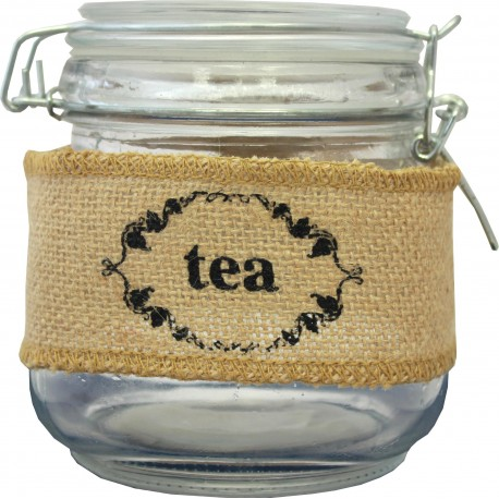 Pojemnik szklany 750 ml - TEA