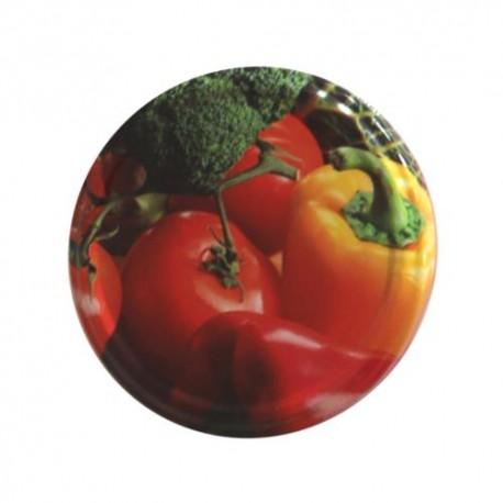 Wieczko Ø66 RTS warzywa pomidor-papryka
