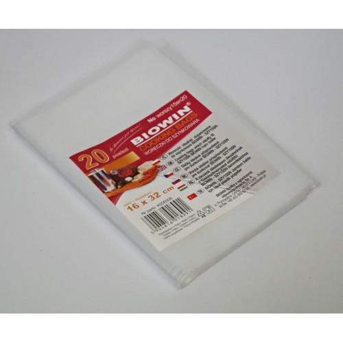 Woreczki foliowe do szynkowara 1,5kg - 20szt