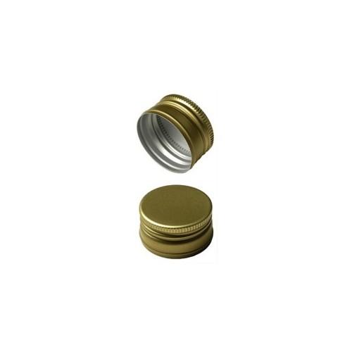 Zakrętka metalowa 28/18 mm