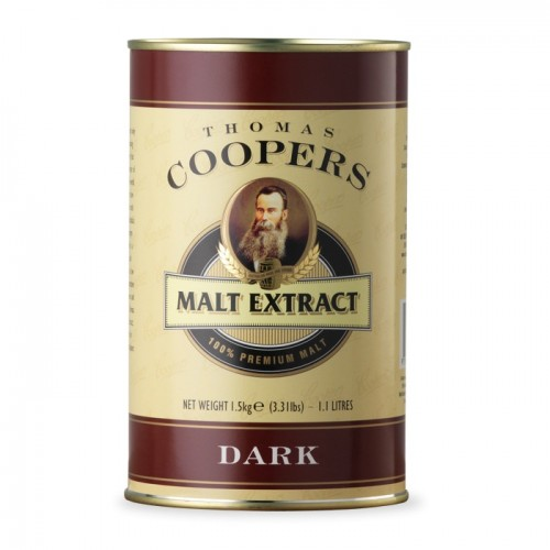 Ciemny ekstrakt słodowy Dark 1,5 kg