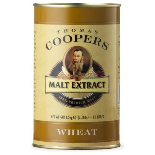 Pszeniczny ekstrakt słodowy Wheat - 1,5 kg