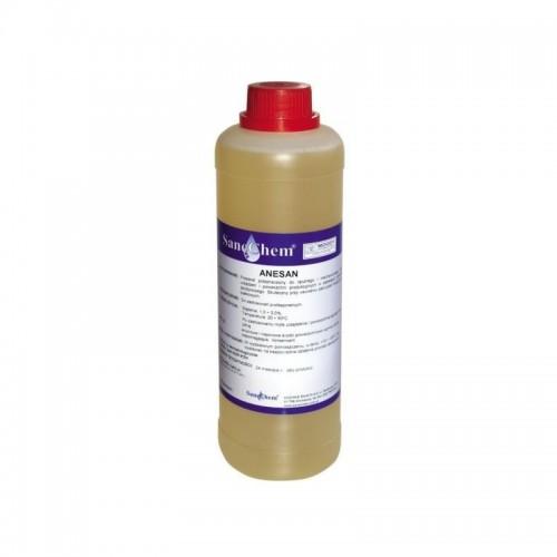 Anesan op. 1kg., preparat do usuwania pozostałości miodu.