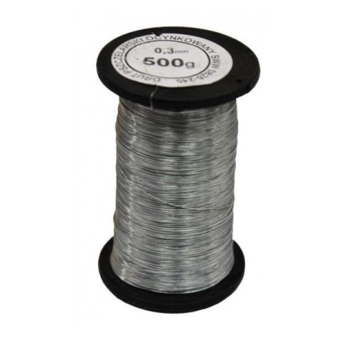 Drut do ramek 0.3mm. 500g.