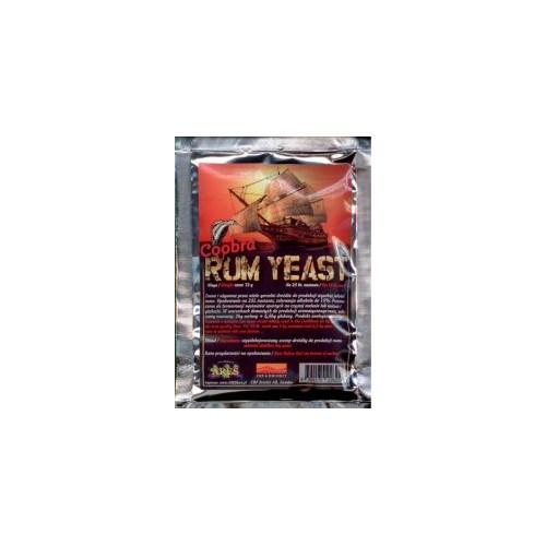 Drożdże coobra rum yeast