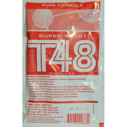 Drożdże T48