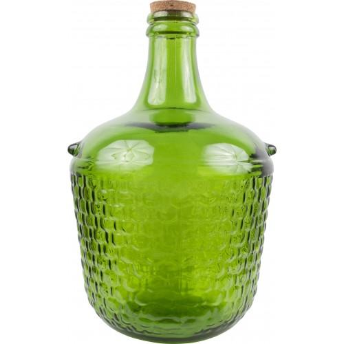 Galon ozdobny 12l. szkło zielony