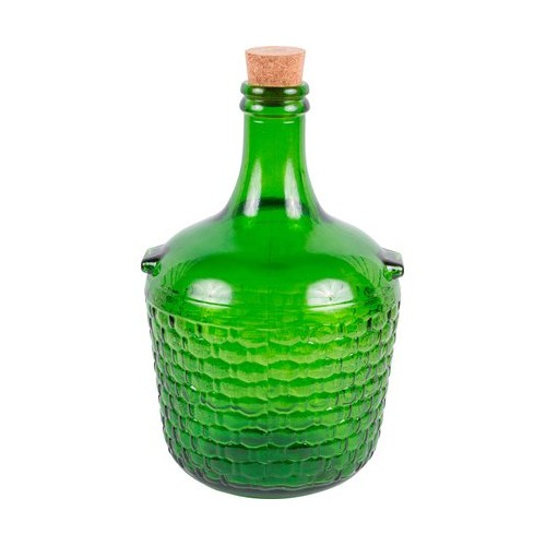 Galon ozdobny 4l. szkło zielony