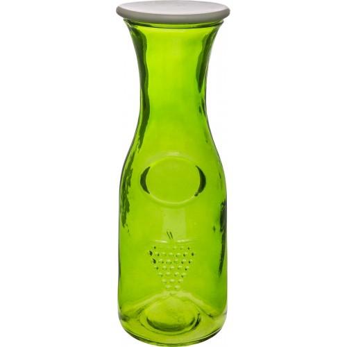 Karafka Grappa- zielona 1l.