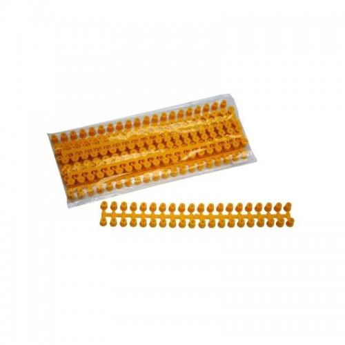 Odstępniki plastikowe 200 szt. ( 5 plastrów)