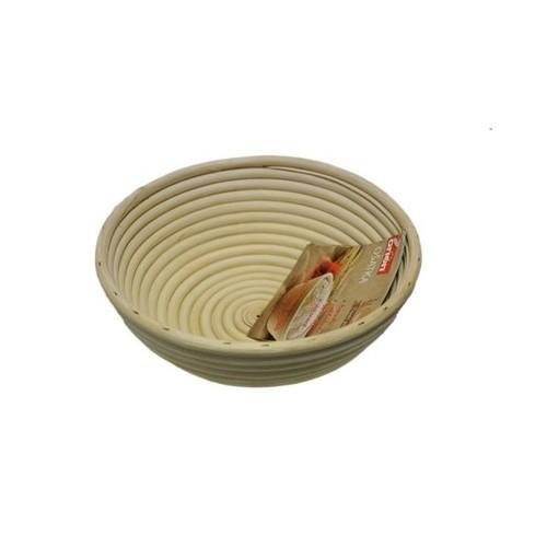 Koszyk/misa rattanowa do pieczenia chleba 19cm
