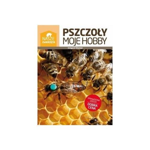 Książka Pszczoły moje hobby I. Diemer