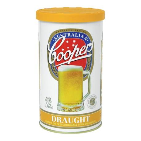 Koncent. do wyrobu piwa Draught - 1,7kg