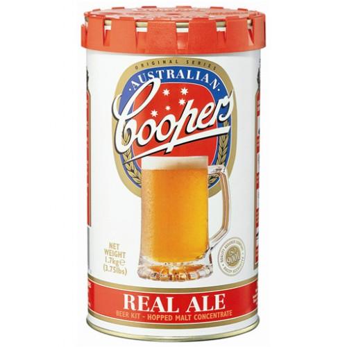 Koncent. do wyrobu piwa Real Ale - 1,7 kg