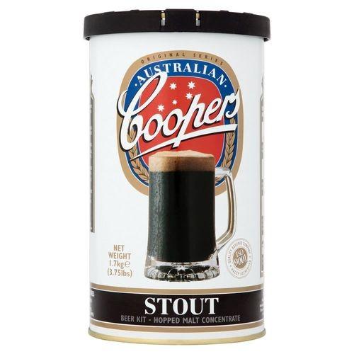Koncent. do wyrobu piwa Stout - 1,7kg